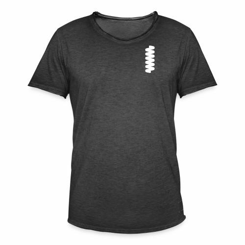 psipred standard logomark - Men's Vintage T-Shirt