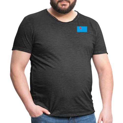 DropC - Vintage-T-shirt herr