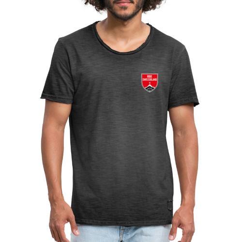 Rideswitzerland - T-shirt vintage Homme