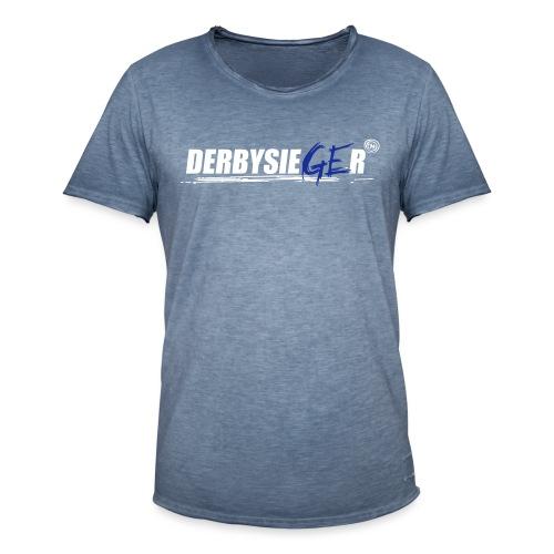Derbysieger17_2farbig - Männer Vintage T-Shirt