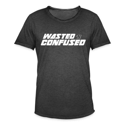 WNC OFFICIAL MERCHANDISE - Mannen Vintage T-shirt