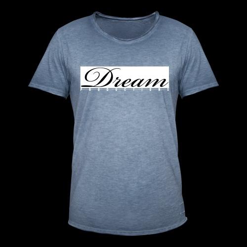 Dream Productions NR1 - Männer Vintage T-Shirt