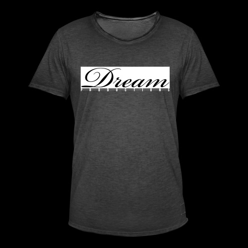 Dream Productions NR1 - Männer Vintage T-Shirt