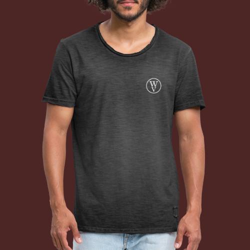 Win - Camiseta vintage hombre