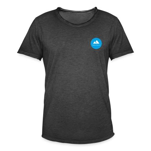 Hopeless Wanderer Logo - Men's Vintage T-Shirt