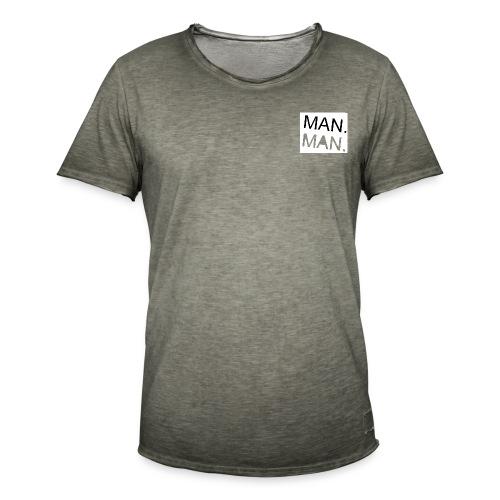 Männer - Männer Vintage T-Shirt