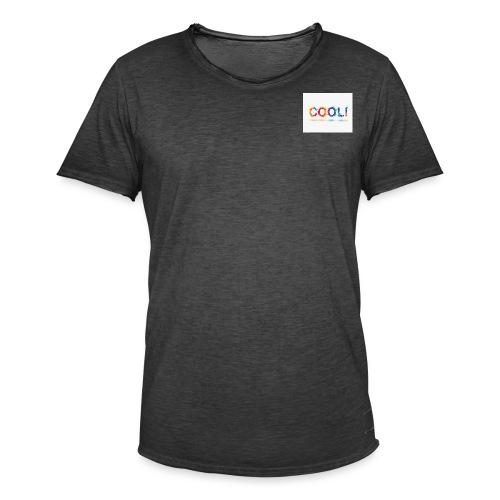 depositphotos 89721772 stock illustration word coo - Men's Vintage T-Shirt