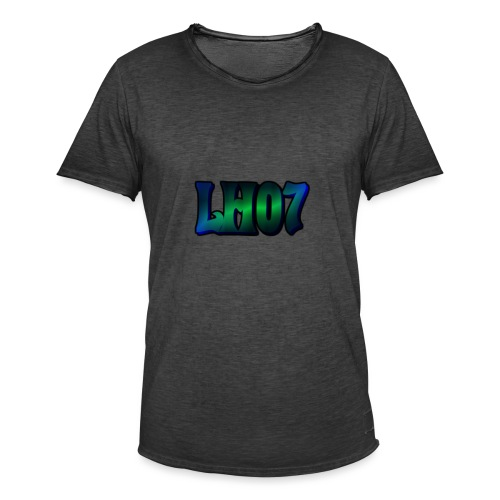 LH07 - Vintage-T-shirt herr