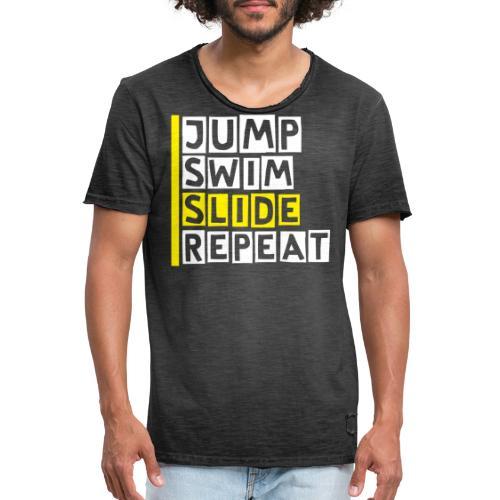 Sea Adventure Men's T-Shirt - Men's Vintage T-Shirt