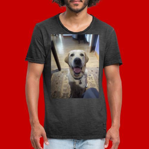 GANDLEBEAR! - Men's Vintage T-Shirt