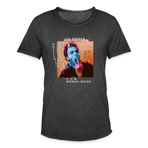 SHIRT4 - Männer Vintage T-Shirt