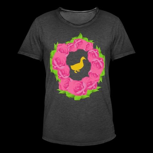 Venerable Duck - Camiseta vintage hombre