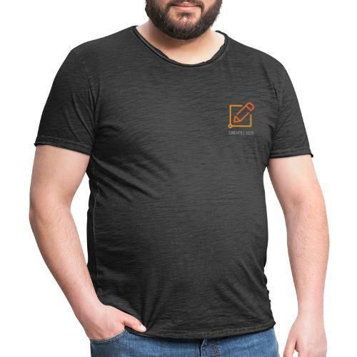 Create Team Member 2020 - Männer Vintage T-Shirt