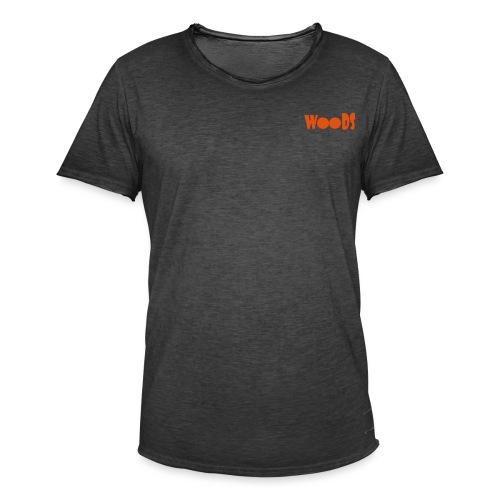 Woods - T-shirt vintage Homme