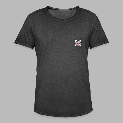 radiohits - Vintage-T-shirt herr