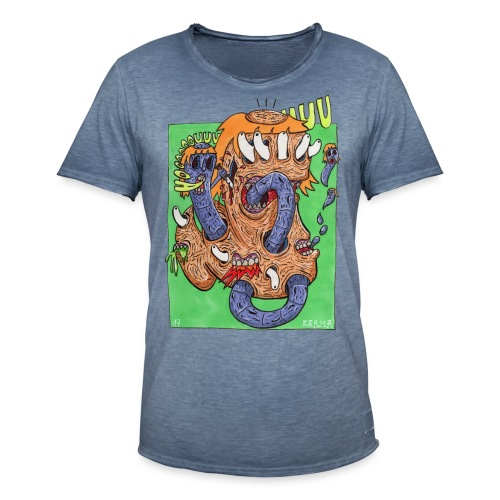 Vermulet Youhouuuuuuu - T-shirt vintage Homme