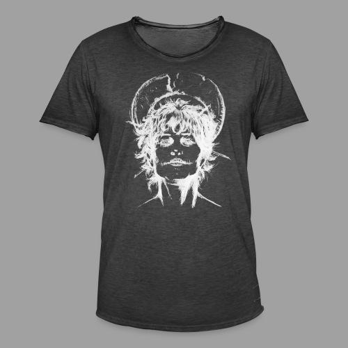 Ange Blanc 2 - T-shirt vintage Homme