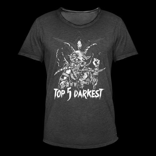Top 5 Darkest - Men's Vintage T-Shirt