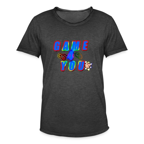 Game4You - Men's Vintage T-Shirt