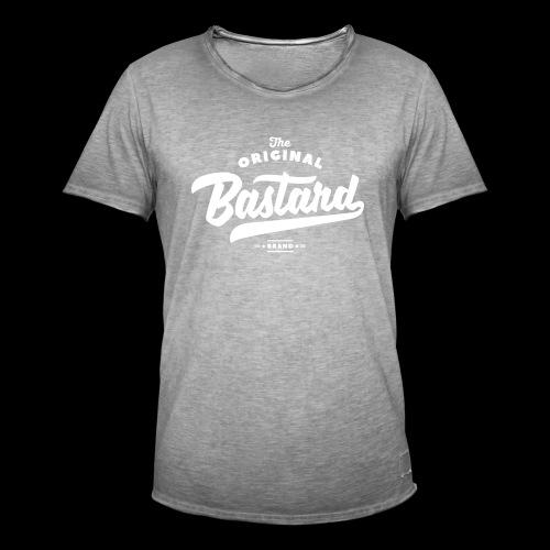 Bastard - T-shirt vintage Homme