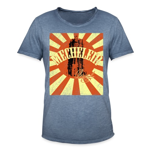 MecheleirOriginal5a - Mannen Vintage T-shirt