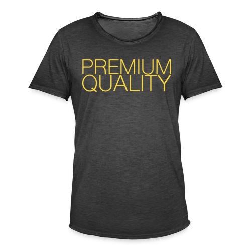 Premium quality - T-shirt vintage Homme