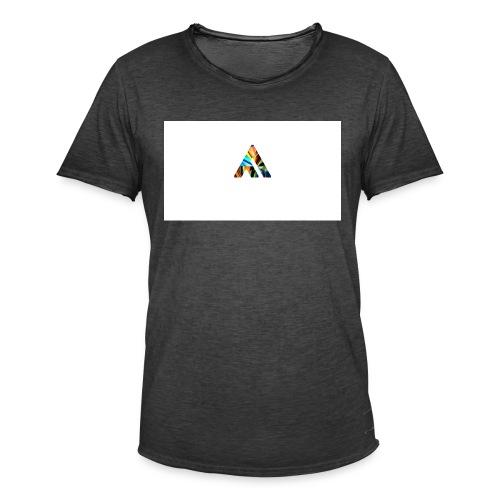 A - Herre vintage T-shirt