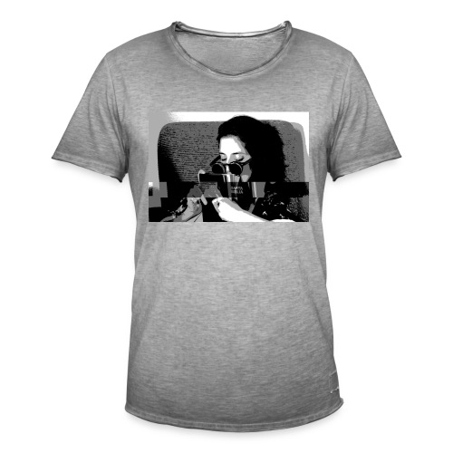 Santa biblia - Camiseta vintage hombre