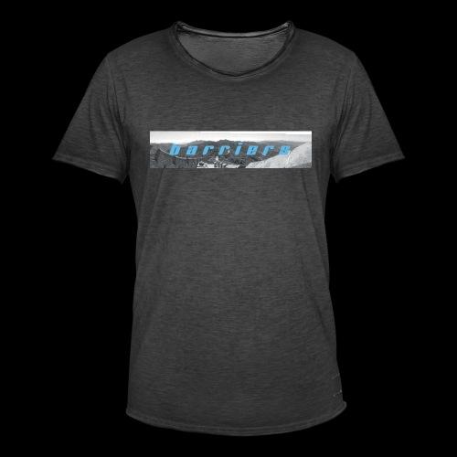 barriers - Männer Vintage T-Shirt