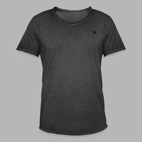 NEEL KK - Koszulka męska vintage