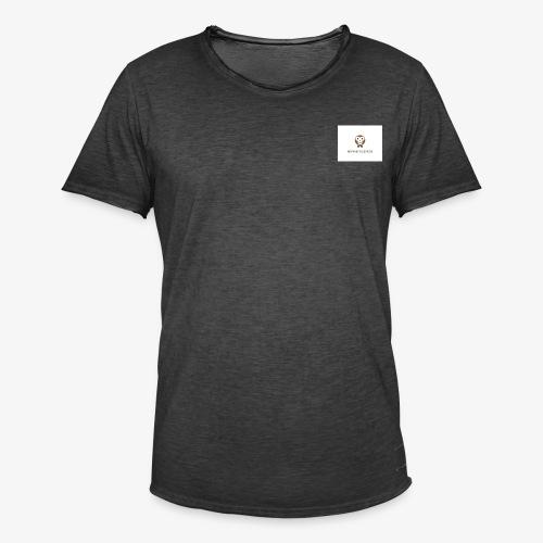 Monkey - Vintage-T-skjorte for menn