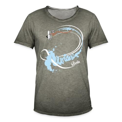 Kunstflug - Männer Vintage T-Shirt