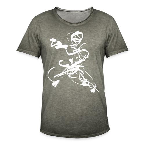 mantis style - Men's Vintage T-Shirt