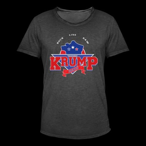 MVT KRUMP FRENXH ORIGINAL - T-shirt vintage Homme