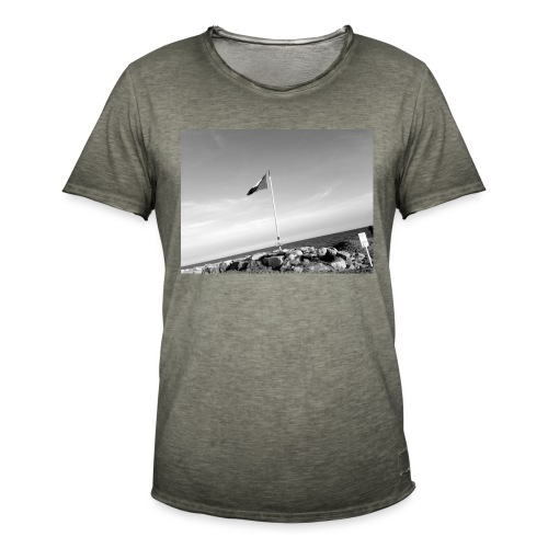 Beach feeling - Männer Vintage T-Shirt