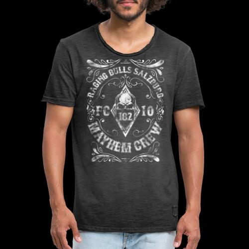 The Mayhem Crew - Männer Vintage T-Shirt