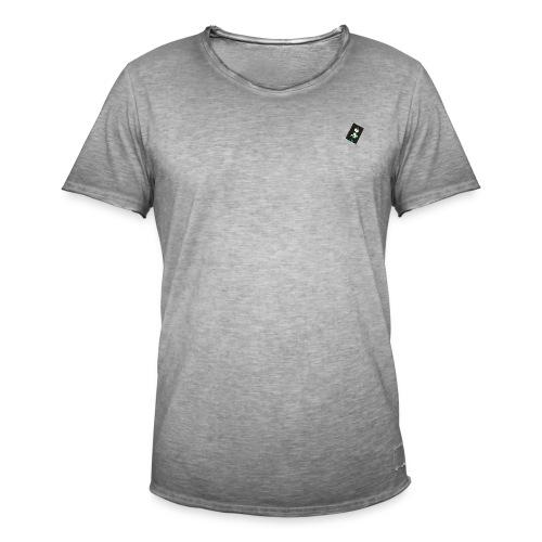 flama 1 - Camiseta vintage hombre