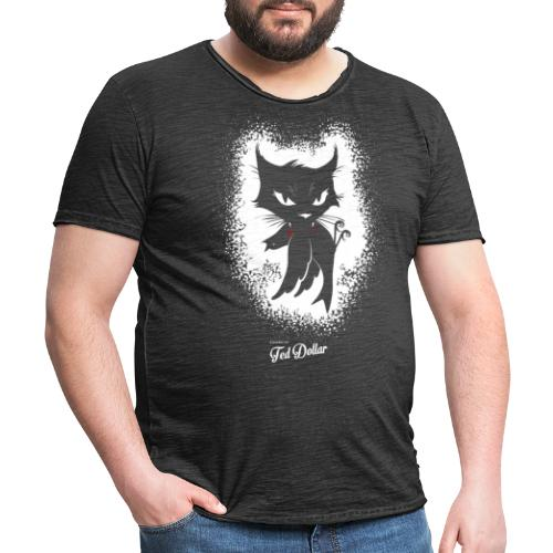 Dirty Little Pussy - T-shirt vintage Homme