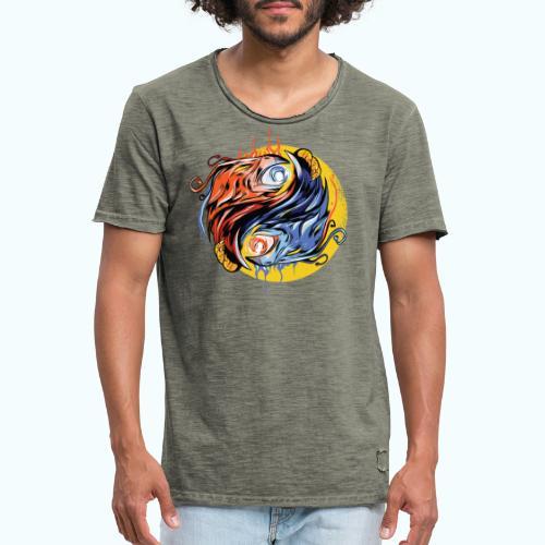 Japan Phoenix - Men's Vintage T-Shirt