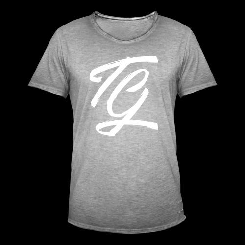 TG - Männer Vintage T-Shirt