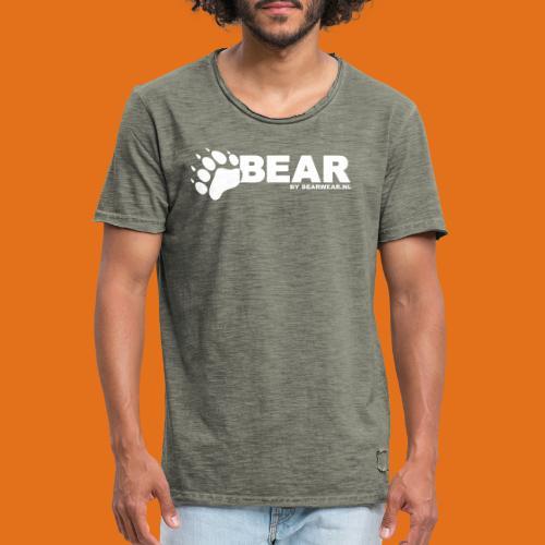 bear by bearwear sml - Men's Vintage T-Shirt