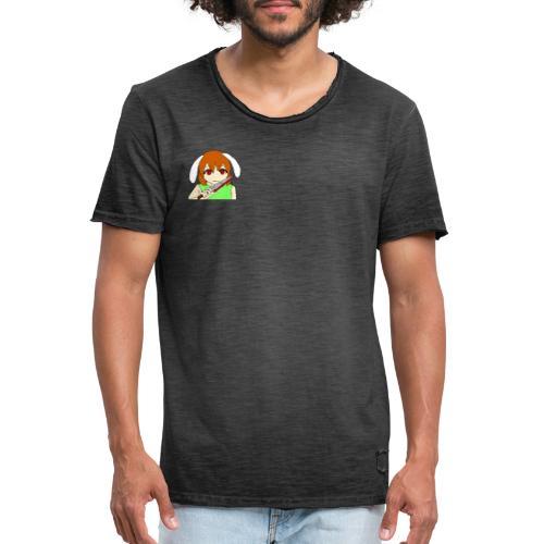 killer bunny - Herre vintage T-shirt