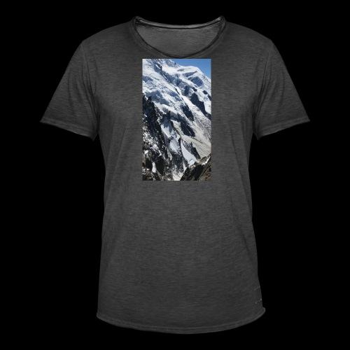 Mountain design - Men's Vintage T-Shirt