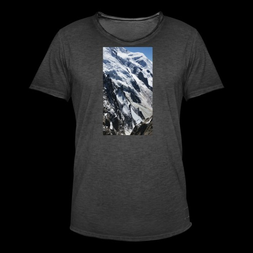 Mountain design - Men's Vintage T-Shirt