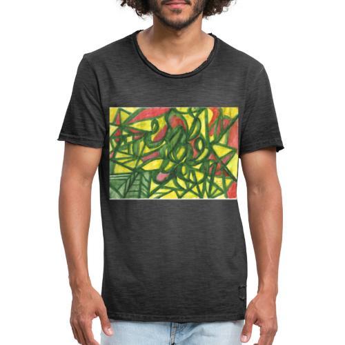 April 2020 - Männer Vintage T-Shirt