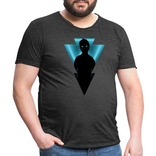 ROPA AZUL COLECCION JEVC - Camiseta vintage hombre