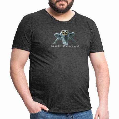 Im weird - Men's Vintage T-Shirt