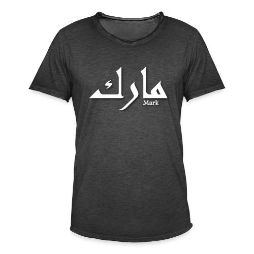 Mark - Men's Vintage T-Shirt