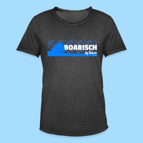 Boarisch By Nature - Männer Vintage T-Shirt