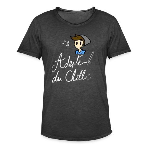 Adepte du Chill - T-shirt vintage Homme